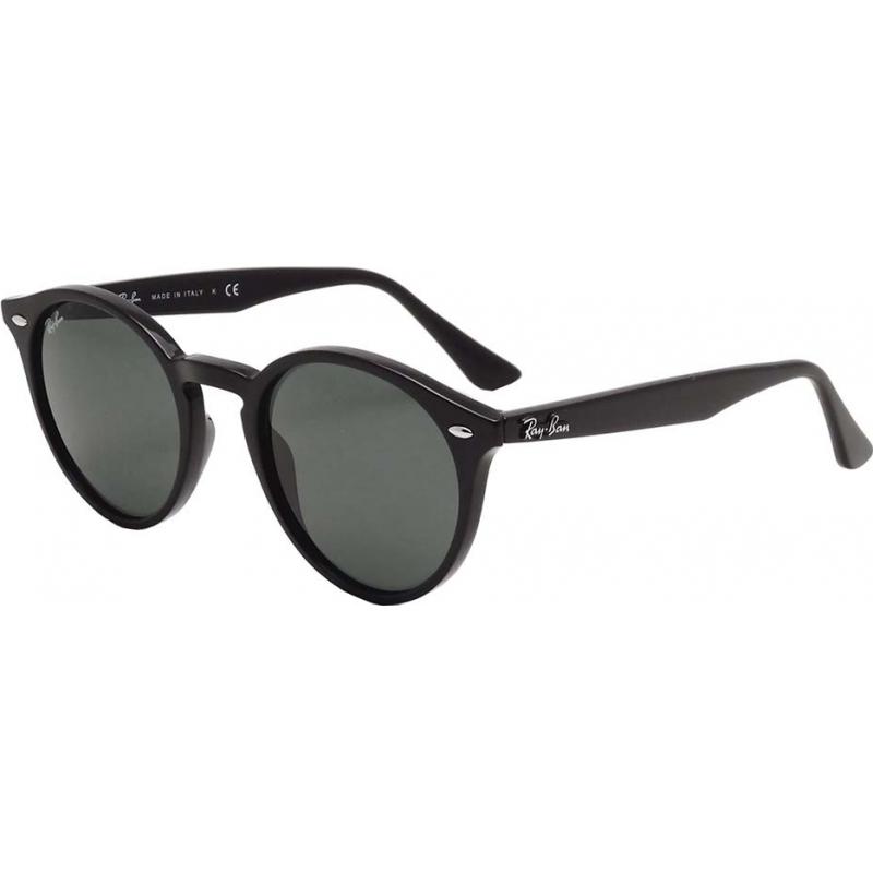 rayban shades 6gjn  RayBan RB2180-49-601-71 RB2180 49 Highstreet Black 601-71 Sunglasses