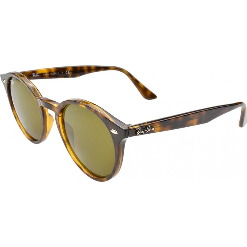 637527445 RayBan RB2180 49 Highstreet Dark Havana 710-73 Sunglasses