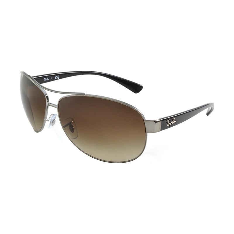 RayBan RB3386-67-004-13 Rb3386 67 aktiven Lebensstil Rotguss 004-13 Sonnenbrille