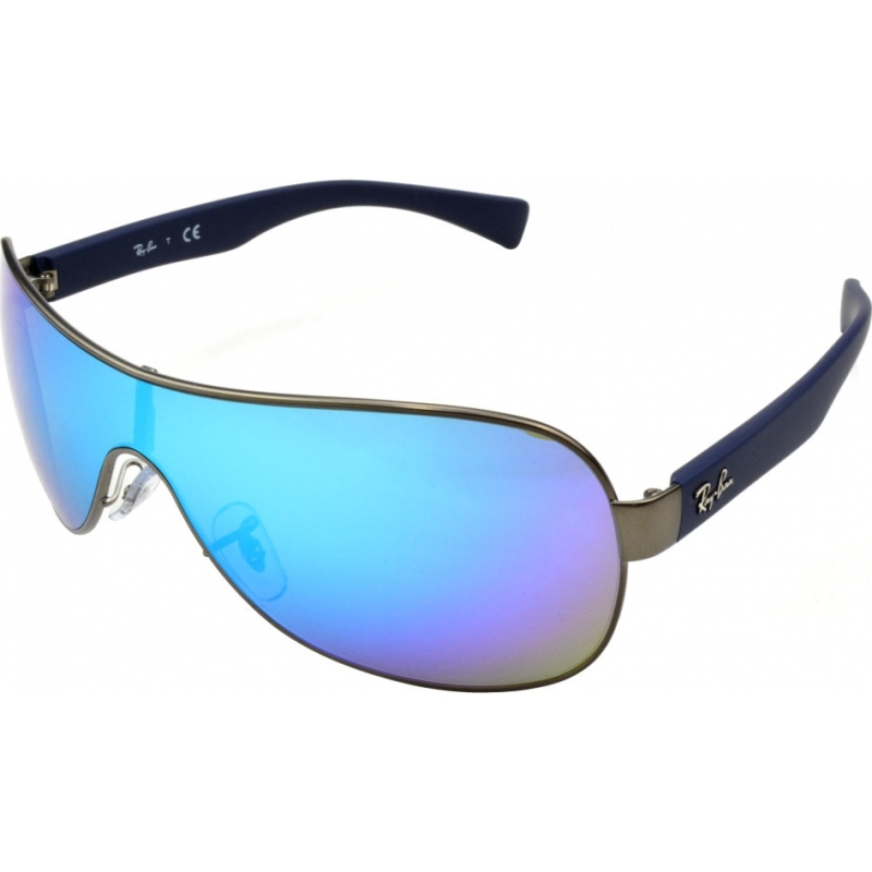 e36f5d1676 RayBan RB3471 32 Youngster Matte Gunmetal 029-55 Sunglasses