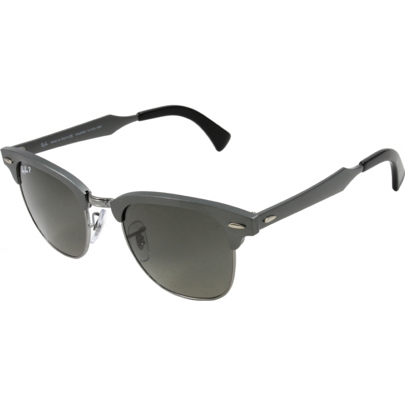 e255936ff ... discount rayban rb3507 51 138 m8 rb3507 51 clubmaster aluminum brushed  gunmetal 138 38cf1 91387
