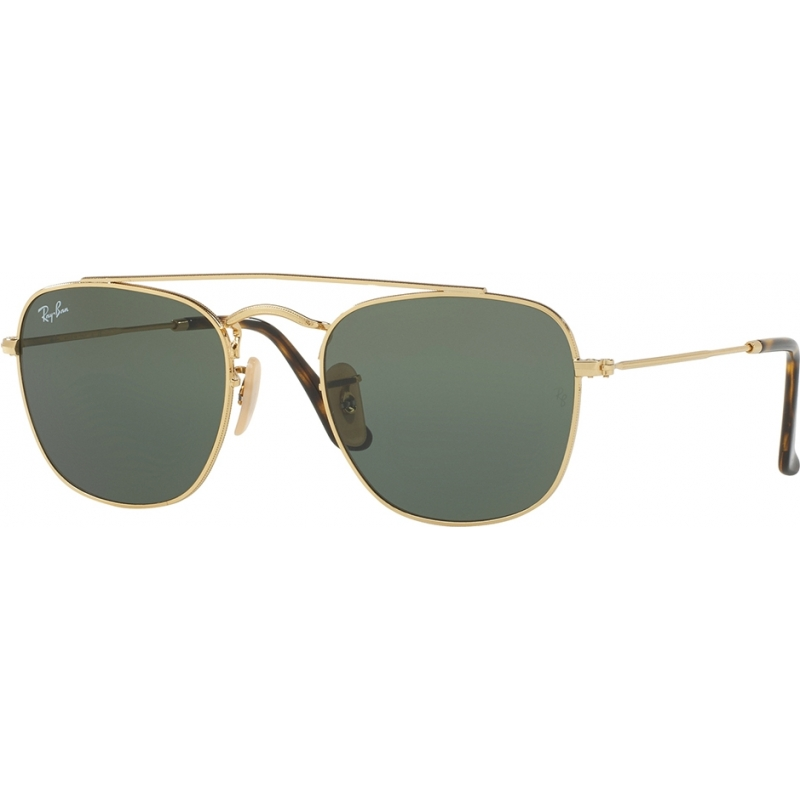 RayBan RB3557-54-001 RB3557 54 Icons Gold 001 Sunglasses