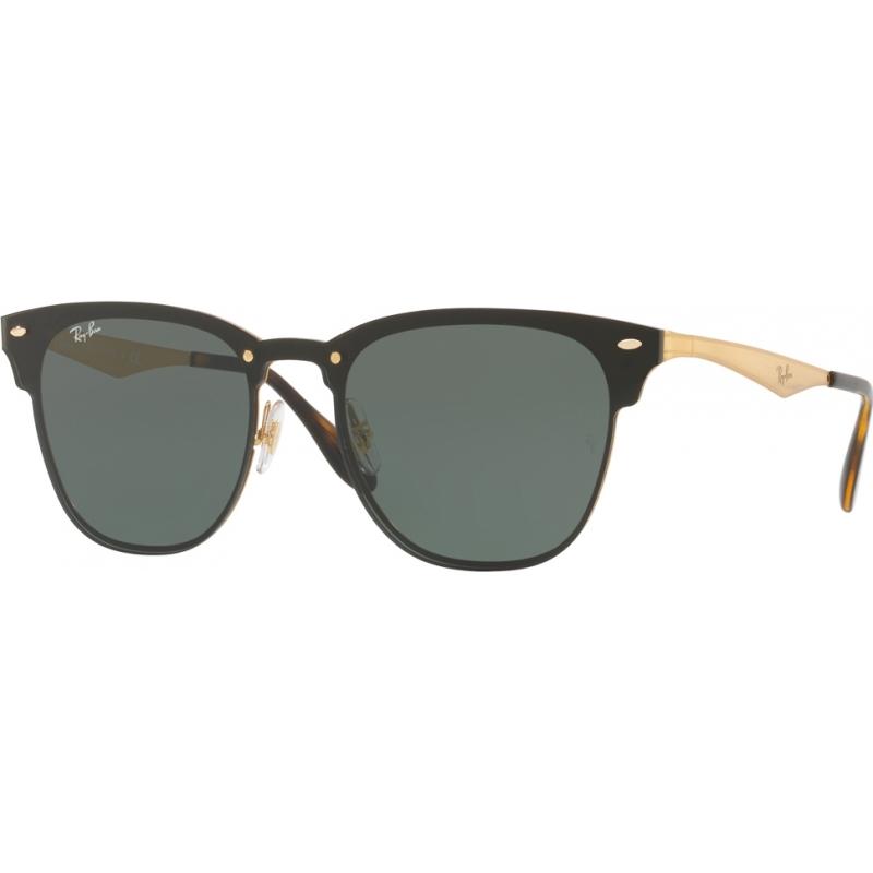 6e35764214d RayBan RB3576N 41 043 71 Blaze Clubmaster Sunglasses
