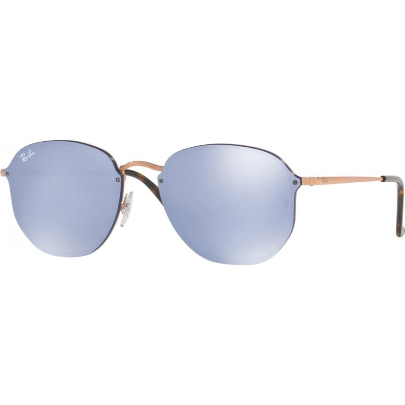 7a4d2bd4248 RayBan RB3579N 58 90351U Blaze Hexagonal Sunglasses