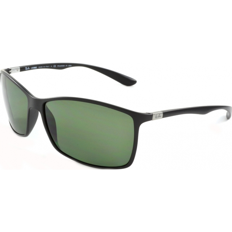 372aa04643 RayBan RB4179 62 Liteforce Matte Black 601S9A Polarized Sunglasses