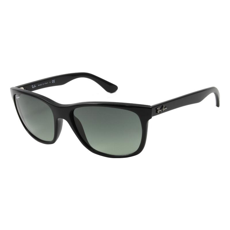 e927e3bcf6e RayBan RB4181 57 Highstreet Black 601-71 Sunglasses