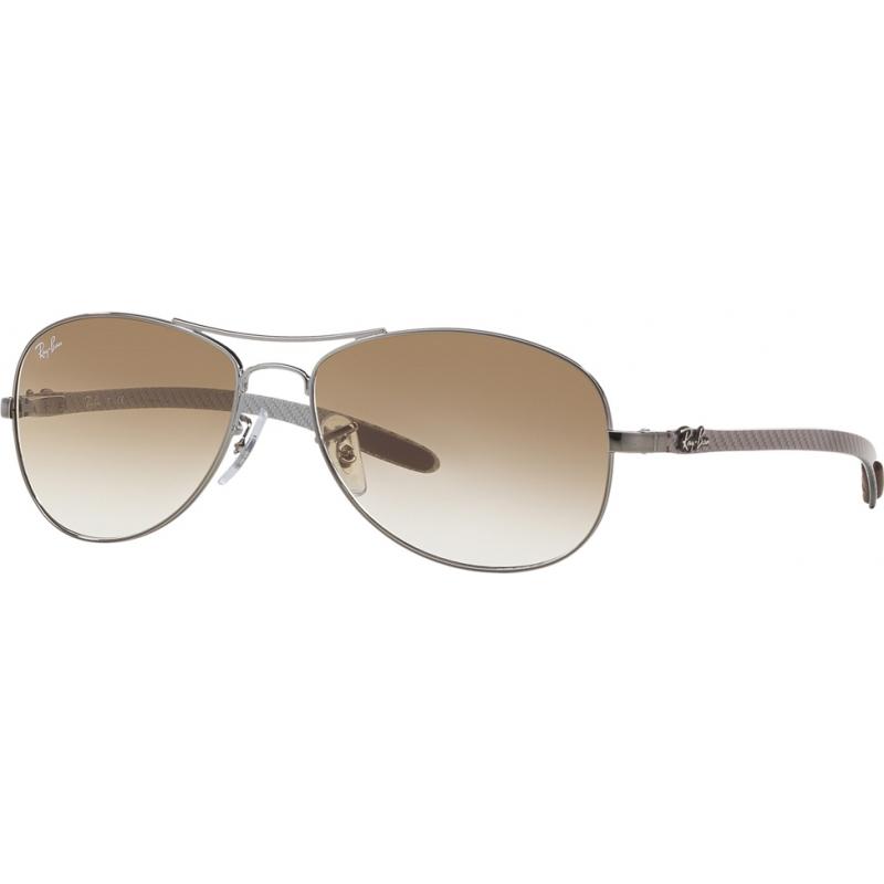 c41688e249a RayBan RB8301 56 004 51 Tech Carbon Fibre Sunglasses