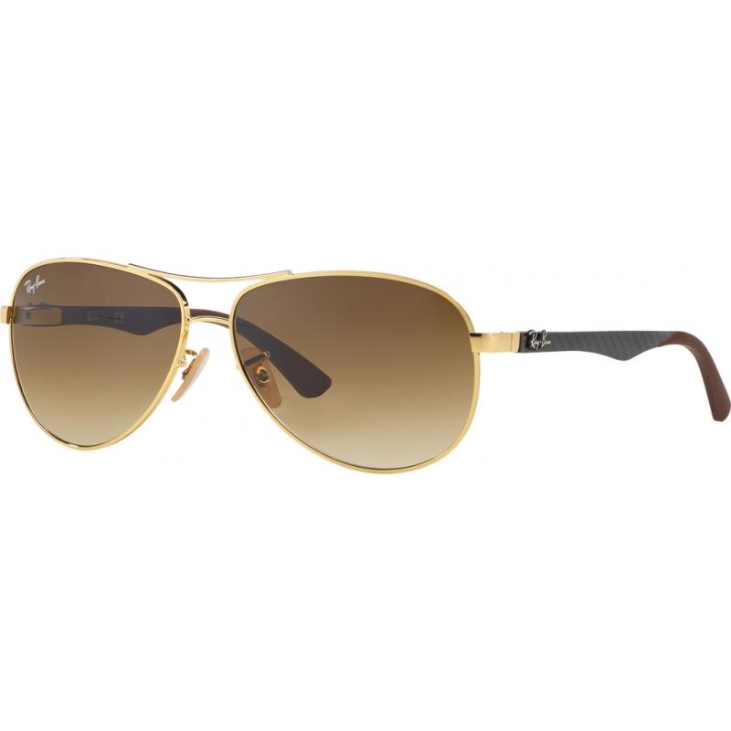 ec6a24f9e363e RayBan RB8313 58 001 51 Tech Carbon Fibre Sunglasses