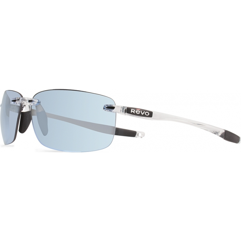 1d2bacc072a Revo RE4059 Descend N Crystal - Blue Water Polarized Sunglasses