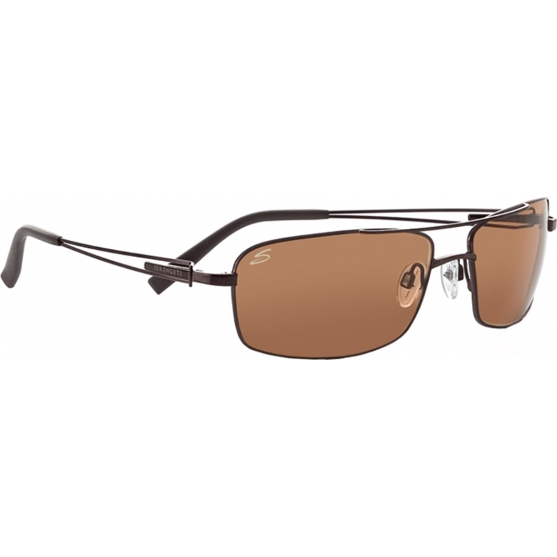 b3ff3d2d0b Serengeti 7114 7114 Dante Brown Sunglasses