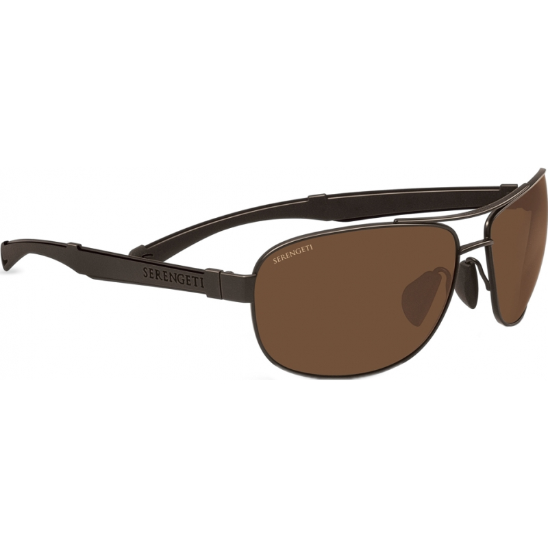 99e3f937fe Serengeti 7970 7970 norcia gafas de sol marrones