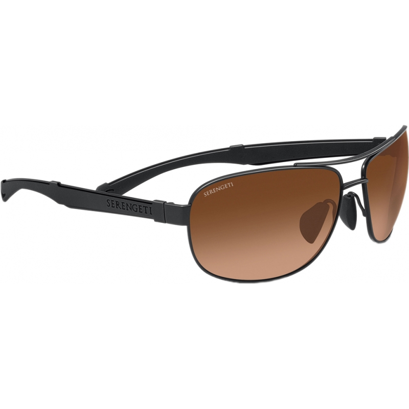 5f7b7d3ab92 Serengeti 7973 Norcia Black Drivers Gradient Sunglasses