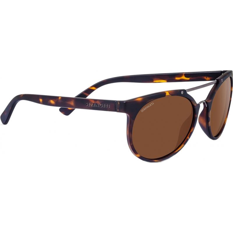 Serengeti 8356 8356 Lerici Black Sunglasses