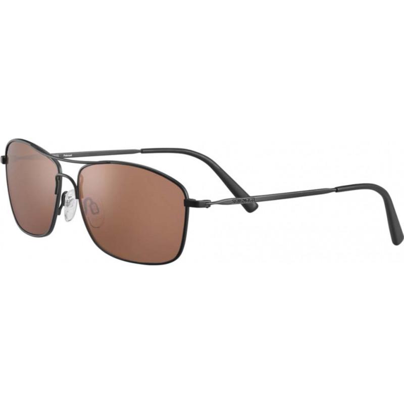 071a7e18d0be68 Serengeti 8416 8416 corleone zwarte zonnebril