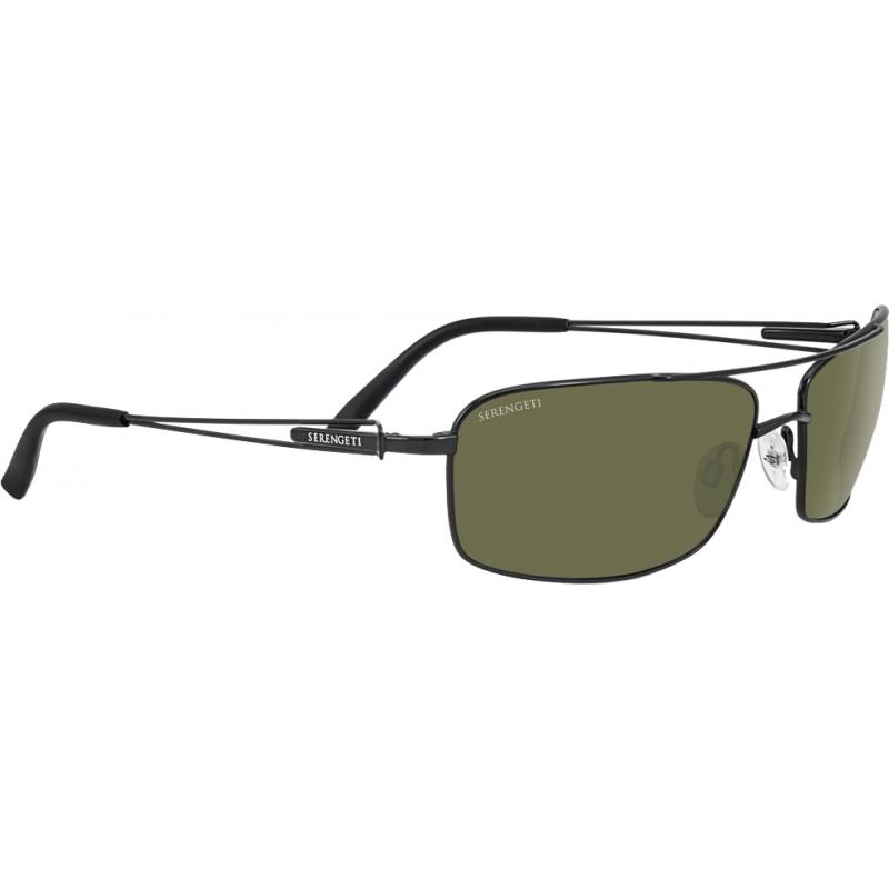 Serengeti 8457 8457 Dante Black Sunglasses
