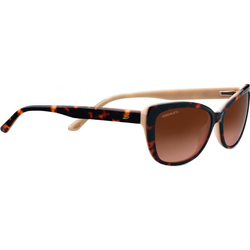 e28efe17e5 Serengeti 8629 8629 Sophia Tortoiseshell Sunglasses